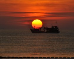 Idyllic Holidays, Thailand, Sunset