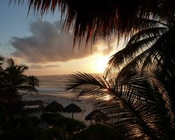 Impressive Beaches, Mexico, America, Tulum Beach sunrise