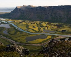 Impressive Holiday, Sweden, Europe, Sarek National Park Rapa Delta