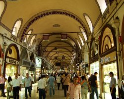 Impressive Markets, Grand Bazaar, Istanbul, Turkey, Crowded streets