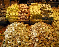 Impressive Markets, Grand Bazaar, Istanbul, Turkey, Turkish Delight