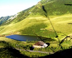 Impressive Holiday, Eagle Lake, Siriu, Romania, Overview