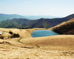 Impressive Holiday, Eagle Lake, Siriu, Romania, Panoramic view