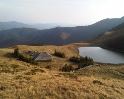 Impressive Holiday, Eagle Lake, Siriu, Romania, Upview