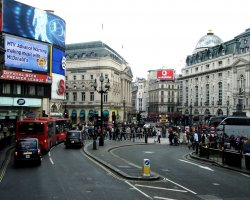 London, United Kingdom, Piccadilly Circus