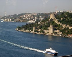 Istanbul, Turkey, Navigation on the channel