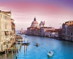 Italy Holiday, Venice, Italy, City view by day