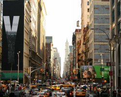 January Destinations, New York, USA, Streets