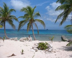 Kenya, Africa, Little Cay Beach