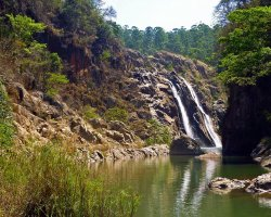Kingdom of Swaziland Holiday, Mantenga Falls, Swaziland, Africa, Overview