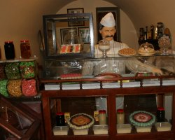 Lesser Known Turkey, Safranbolu, Candy store from local Museum