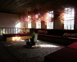 Lesser Known Turkey, Safranbolu, Gulevi hotel interior