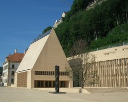 Liechtenstein, Europe, Parliament of Liechtenstein