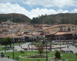 Life Changing Holiday, Peru, Cusco overview