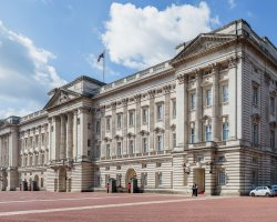 London Attraction Holiday, Buckingham Palace, London, United Kingdom, East wing