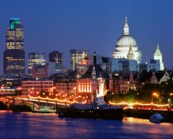 London, United Kingdom, London Skyline
