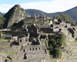 Lost Cities Attraction, Machu Picchu, Peru, Overview