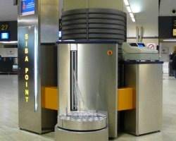 Safe Holiday, Baggage Wrapping Machine