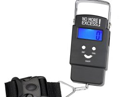 Safe Holiday, Digital luggage scale