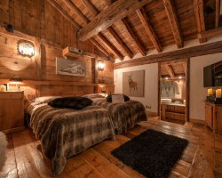 Luxurious Ski Holiday, Chalet Le Rocher, Val dIsere, France, Room interior view