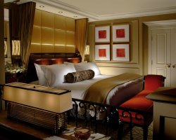Luxury Holiday, Las Vegas, USA, The Venetian Hotel, Interior room view