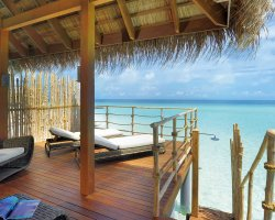 Luxury Hotels Holiday, Maldives, Asia, Constance Moofushi, Resort suite interior view