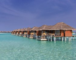 Luxury Hotels Holiday, Maldives, Asia, Anantara Resort, Pontoon suites