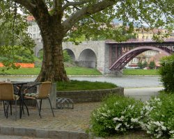 Maribor, Slovenia, City bridge
