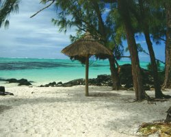 Dodo Land Holiday, Mauritius, Remote beach