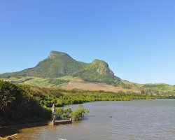 Dodo Land Holiday, Mauritius, Mountain panorama
