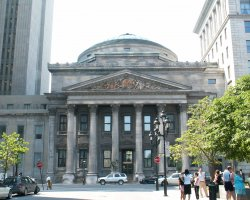 Montreal, Canada, City central bank