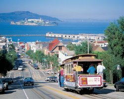 Most loved Cities, San Francisco, California, Tram and the Silicon Valley