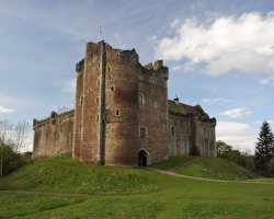Movie Style Holiday, Doune Castle, Scotland, Overview