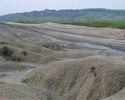 Spectacular Holiday, Buzau, Romania, Mud Volcanoes overview
