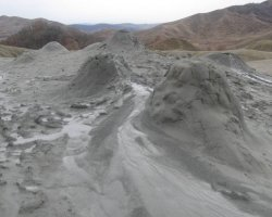 Spectacular Holiday, Buzau, Romania, Mud Volcanoes view2