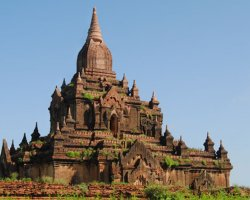 Mystic Holiday, Myanmar, Asia, Temples of Bagan, Temple architecture