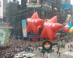 New York, U.S.A., Macys Day Parade
