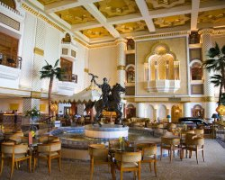 Tourist Attraction, Muscat, Oman, Hotel reception