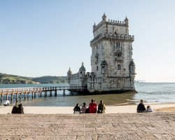 Perfect City Break Holiday, Portugal, Lisbon, Architecture overview