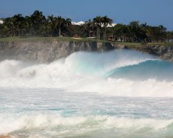 Perfect Summer Destination, Playa Grande, Dominican Republic, Beautiful waves