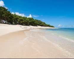 Perfect Summer Destination, Playa Grande, Dominican Republic, Beach with crystal clear waters