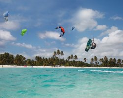 Perfect Summer Destination, Cabarete, Dominican Republic, Kitesurfing