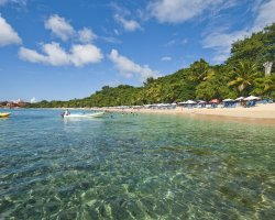 Perfect Summer Destination, Playa Grande, Dominican Republic, Beach view