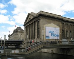 Pergamon Museum, Berlin, Germany, Exterior view