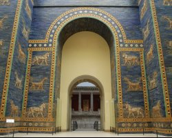 Pergamon Museum, Berlin, Germany, Ishtar Gate