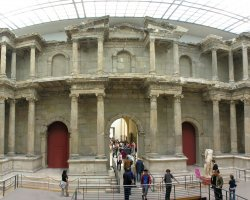 Pergamon Museum, Berlin, Germany, Market Gate of Miletus