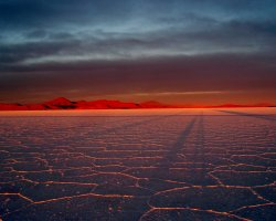 Photography Destination, Salar de Uyuni, Bolivia, Sunrise