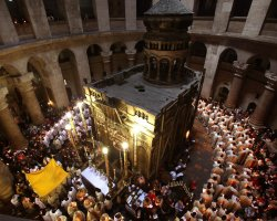 Pilgrimage Protocol, Holy Sepulchre, Jerusalem, Religious procession