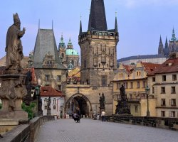 Prague, Czech Republic, Chareles Bridge