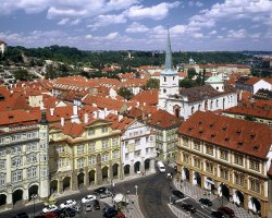 Prague, Czech Republic, Lesser Town